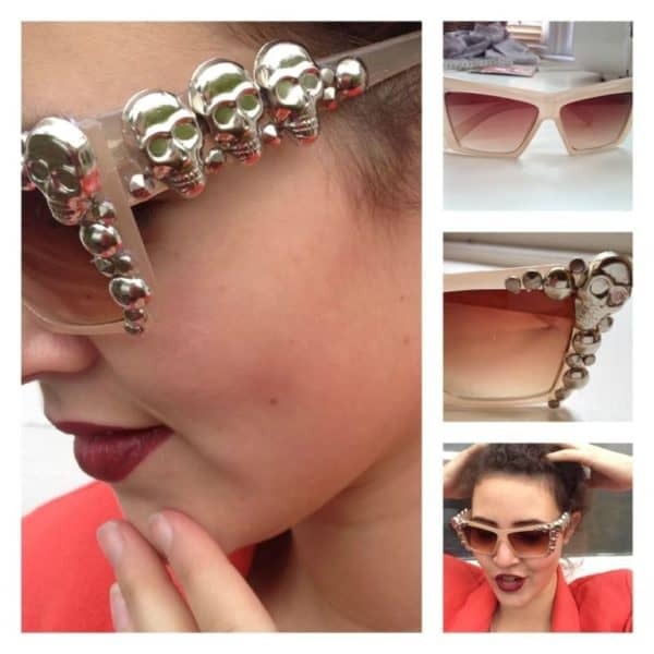 Step By Step DIY Tutorials To Upgrade Your Old Boring Sunglasses Into Chic Eye wear Ready For The Spring