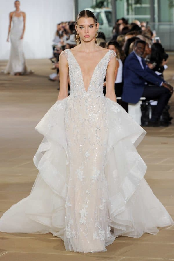 The Biggest Bridal Trends Set On The Bridal Fashion Week Every Bride To Be Must Know About