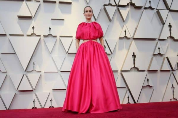 All The Stars Wearing Pink On The 91st Annual Academy Award Red Carpet