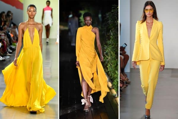 Yellow in 2019 Fashion | Style That You Cant Go Wrong With