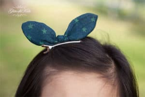 Adorable DIY Easter Hair Accessories To Try With Your Kids