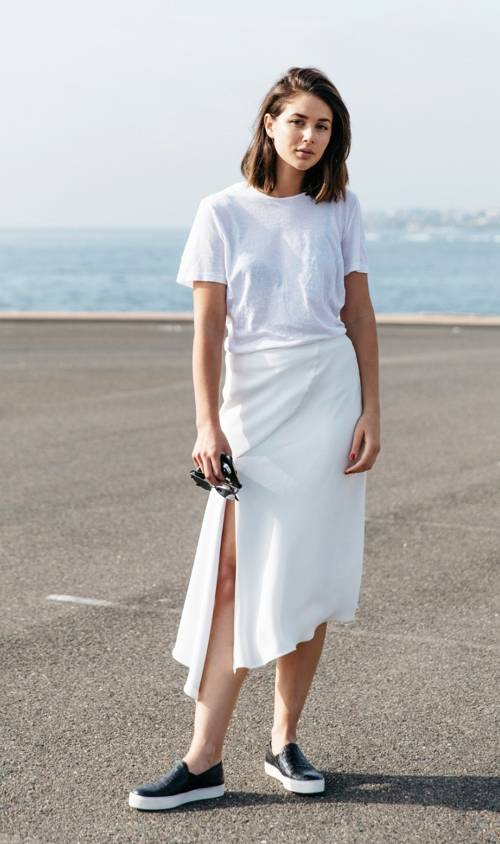 Inspiring Black And White Combinations That Will Make You Look Like A Diva This Spring