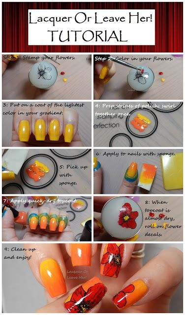 Easy And Creative: The Best Stamping Nails Art Designs Tutorials To Follow Now