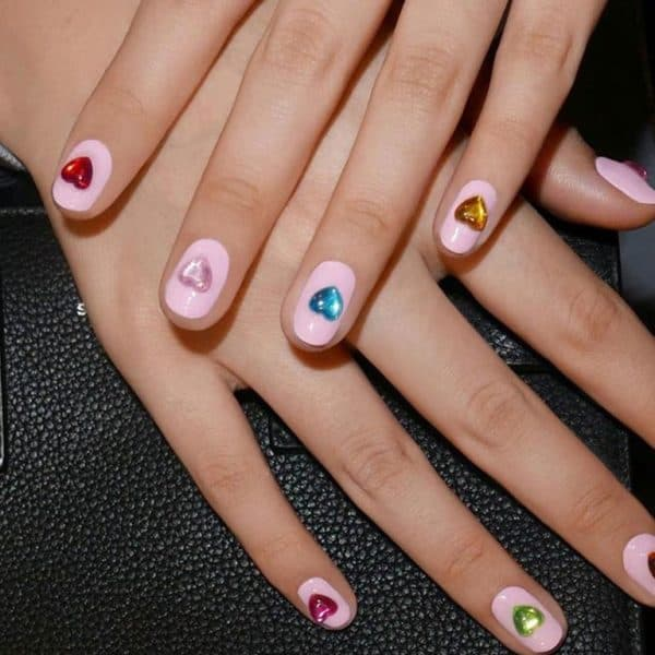 Top Twelve Nails Art Designs For Spring 2019 That Every Woman Is Crazy About