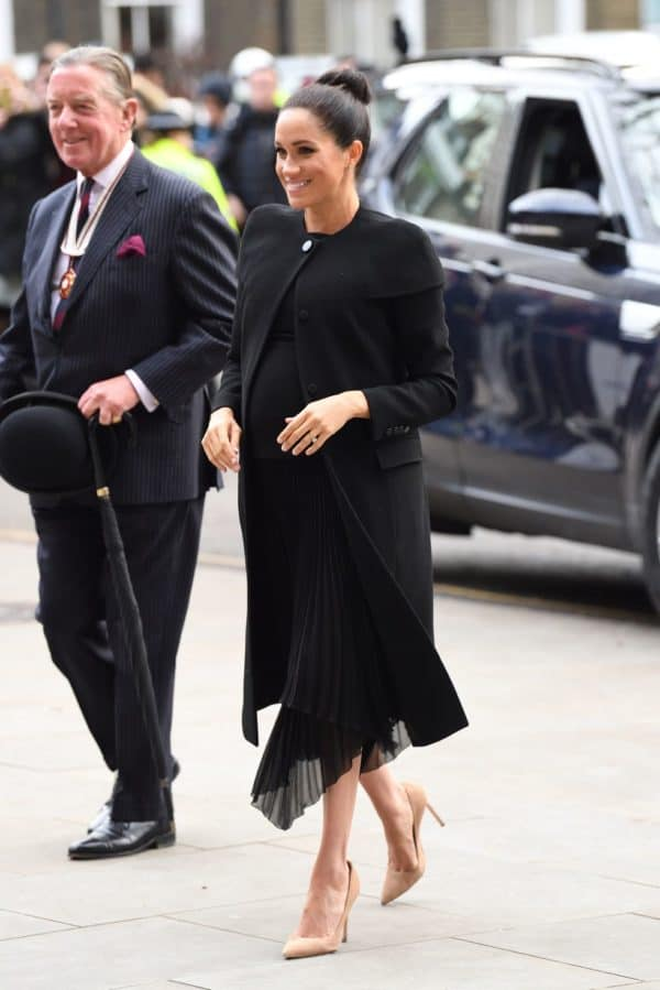 The Most Stylish Meghan Markles Maternity Looks