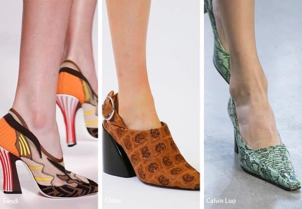 Spring 2019 Shoes Trends That You Can T Miss If You Want