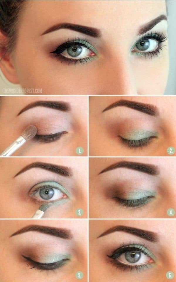 Step By Step Make Up Tutorilas For The Big Prom Night You