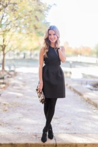 Inspiring Ways To Wear The Little Black Dress During Summer