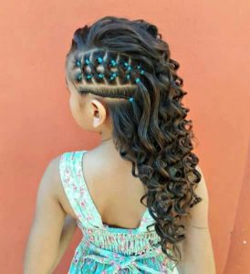 Creative Easter Inspired Kids Hairstyles To Give Your