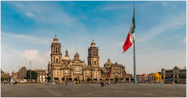Vacation Fiesta in Mexico City