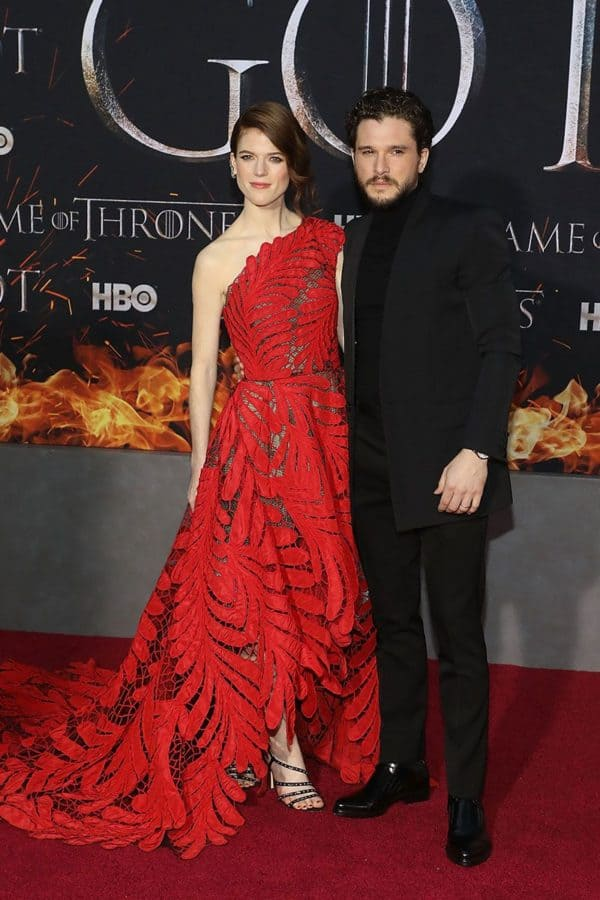 Who Was Wearing What On The Game Of Thrones Last Season Premiere