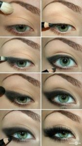 Step by Step Make Up Tutorilas For The Big Prom Night You Can Try On Your Own