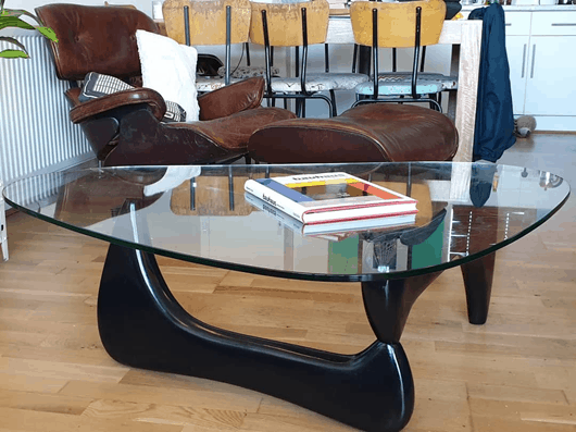 5 Unique Placement Ideas for your Noguchi coffee table original