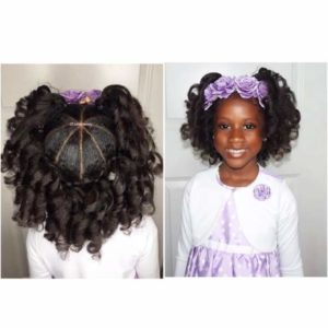Creative Easter Inspired Kids Hairstyles To Give Your Little Girl A Perfect Holiday Look
