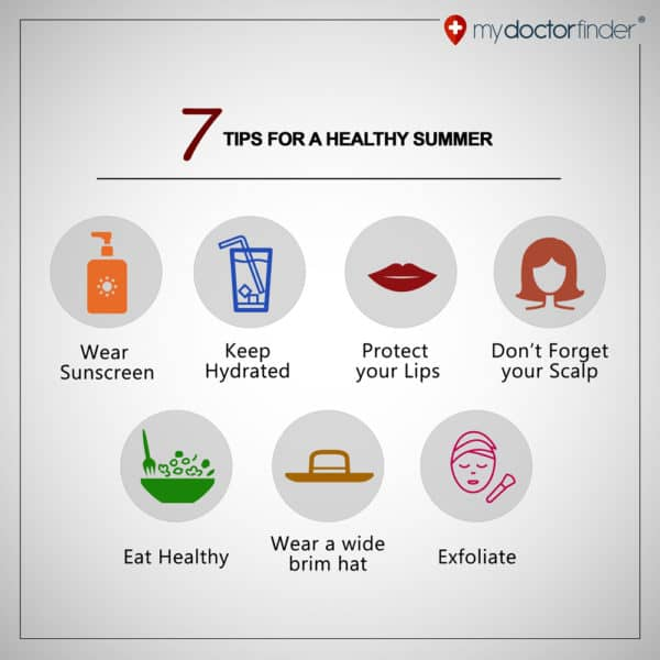 Summer Tips That Will Keep You Beautiful No Matter The Hot Weather