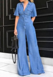 Spring Must Have Essentials in the Wardrobe: Jumpsuit, and the Best Ways To Style It