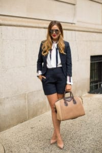 The Biggest Fashion Trend For the Following Season: Shorts Suit For Women Tha Will Make Her Beautiful At Any Occassion