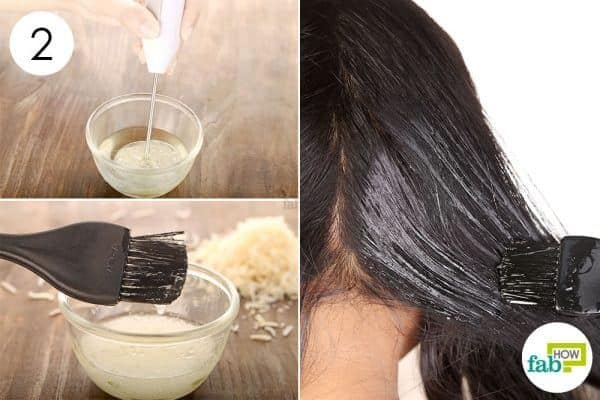 The Most Effective Homemade Coconut Oil Hair Masks For Damaged Hair
