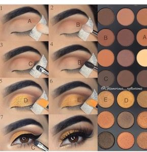Inspiring DIY Step by Step Tutorials For A Perfect Make Up