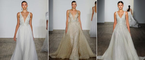 The Biggest Spring 2019 Wedding Dresses Trends