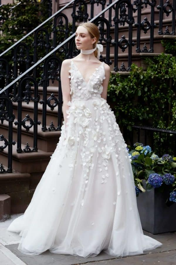 The Biggest Spring 2019 Wedding Dresses Trends