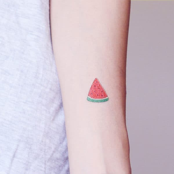 The Most Creative Summer Inspired Tattoos That Are A Must For The Following Season