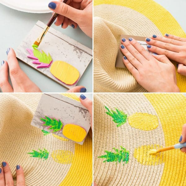 DIY Beach Hat Tutorials To Upgrade Your Old Beach Hat Into A New One