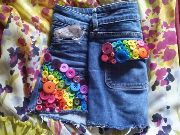 Interesting DIY Ideas To Upgrade Your Shorts This Summer