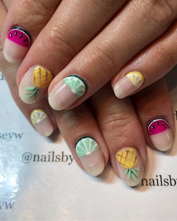 The Biggest Summer Nails Art Design Trends For 2019