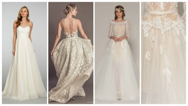 10 Ways to Incorporate Latest Fashion Trends in Your Wedding Dress