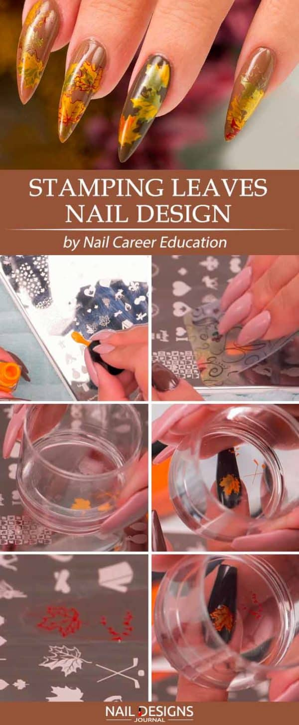 Fabulous Fall Manicure Step By Step Tutorials That You Are Going To Love
