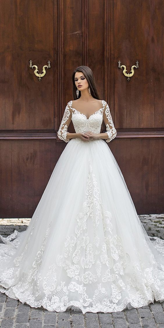 Gorgeous Fall Wedding Dresses That Will Make Everyone Say Wow