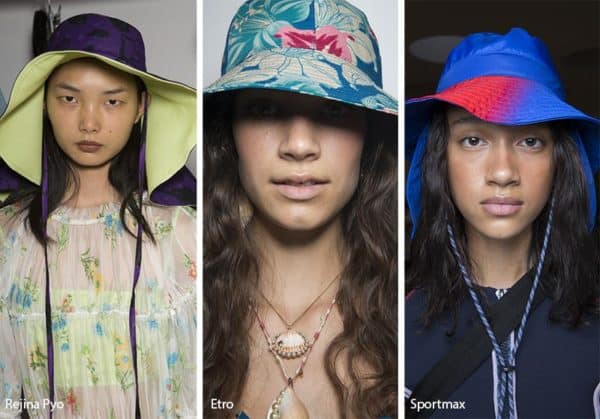 The Biggest Beach Hat Trends For Summer 2019