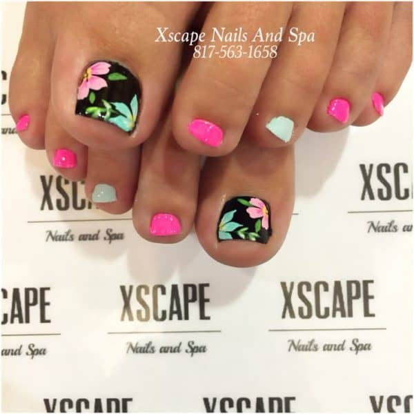 Inspiring Ideas For Perfect Summer Pedicure