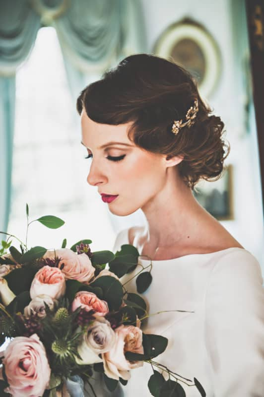 Beautiful Bridal Makeup Ideas That Will Make You Look Romantic