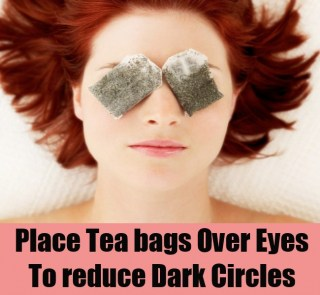 Effective Homemade Remedies For Dark Circles Under Your Eyes