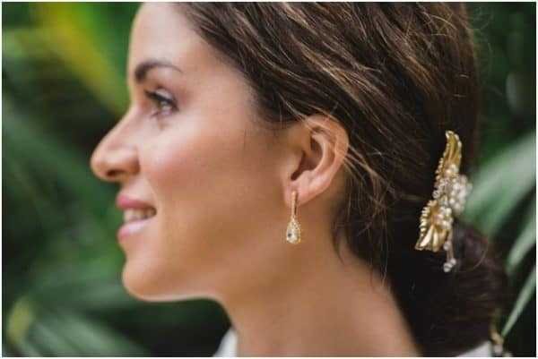 Amazing tips to choose a beautiful bridal earring