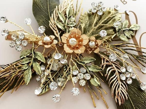 Fall Bridal Hair Accessories That Will Make You Shine This Season