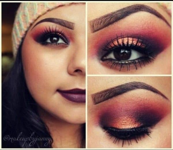 Fabulous Fall Makeup Looks To Welcome The Fall In Style