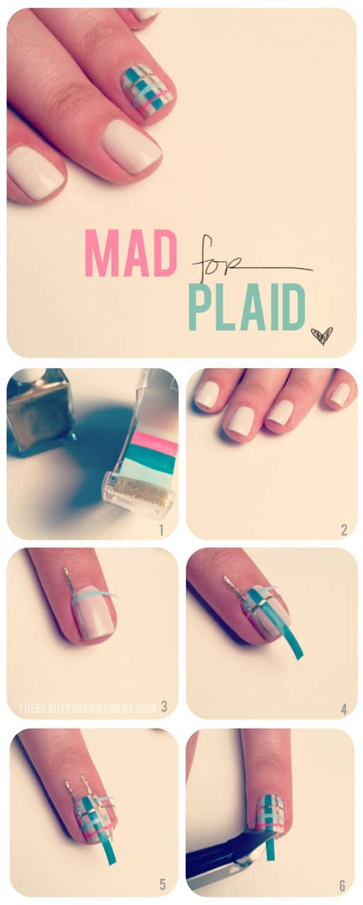 Easy Nails Tutorials That Everyone Can Do