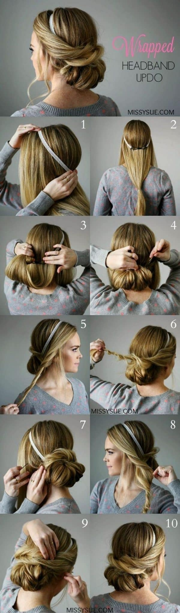 Gorgeous Office Hairstyle Tutorials That Will Make You Look Professional At Work
