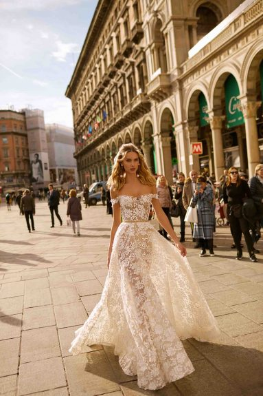 Extravagant Berta Bridal S/S 2020 Collection That Will Leave You Speechless