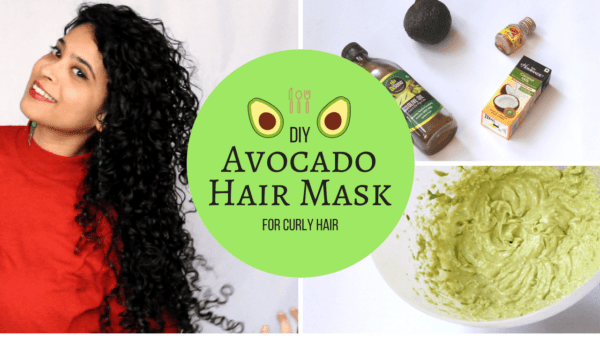 Homemade Avocado Masks For Shiny And Smooth Hair