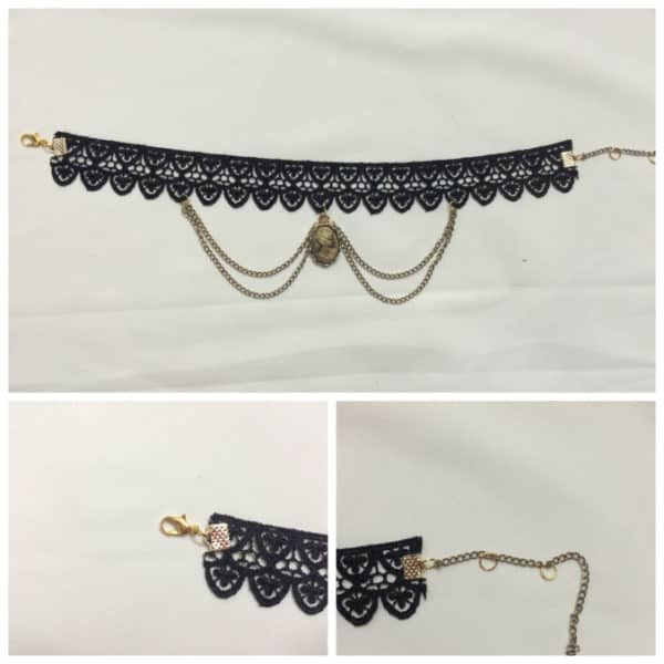 Lovely DIY Choker Crafts That Are Easy To Make