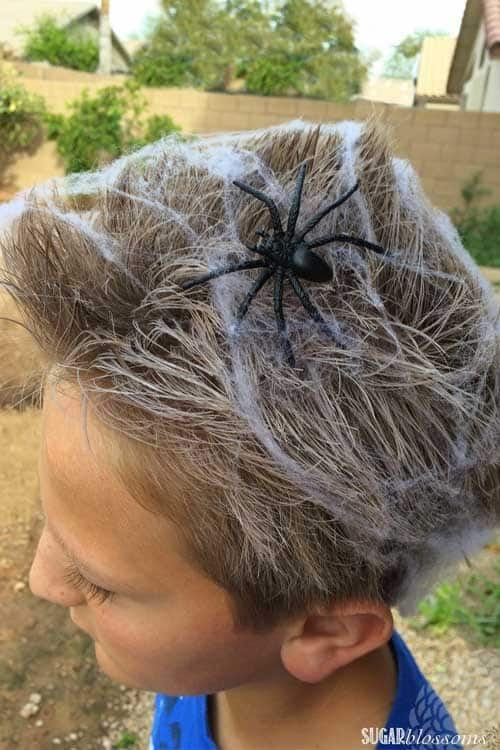 Spooky Halloween Hairstyles That Your Kids Are Going To Love