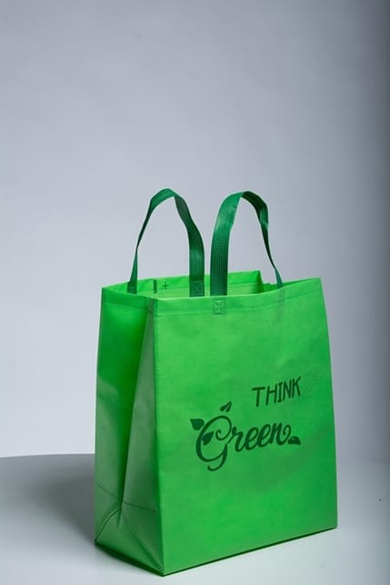 THE FIVE COMMON MATERIALS USED TO MANUFACTURE ECO FRIENDLY BAGS