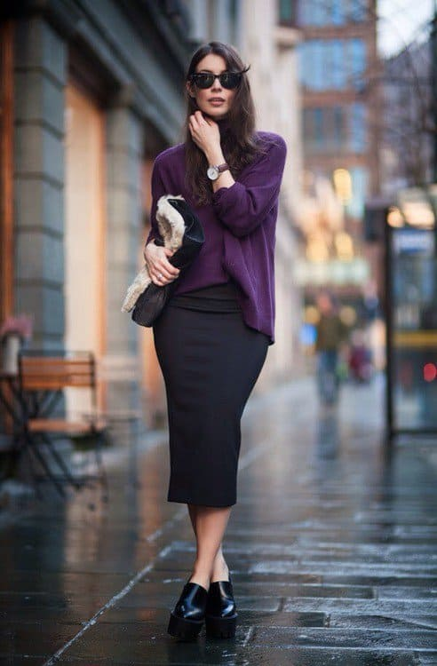 Popular Skirt Outfits That Will Be In Trend This Fall