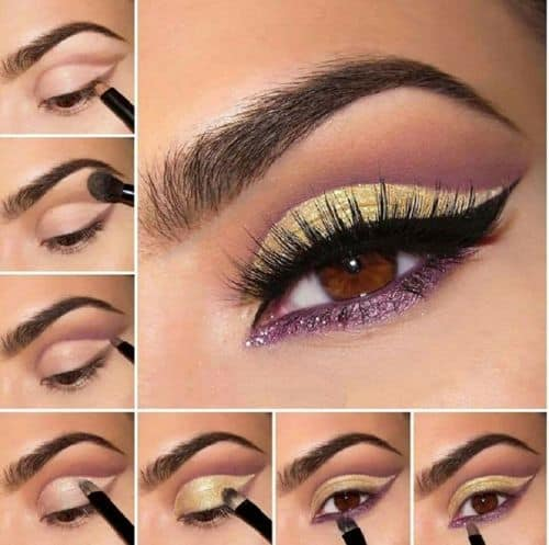 Fabulous Night Makeup Tutorials That Will Make You A Drama Queen