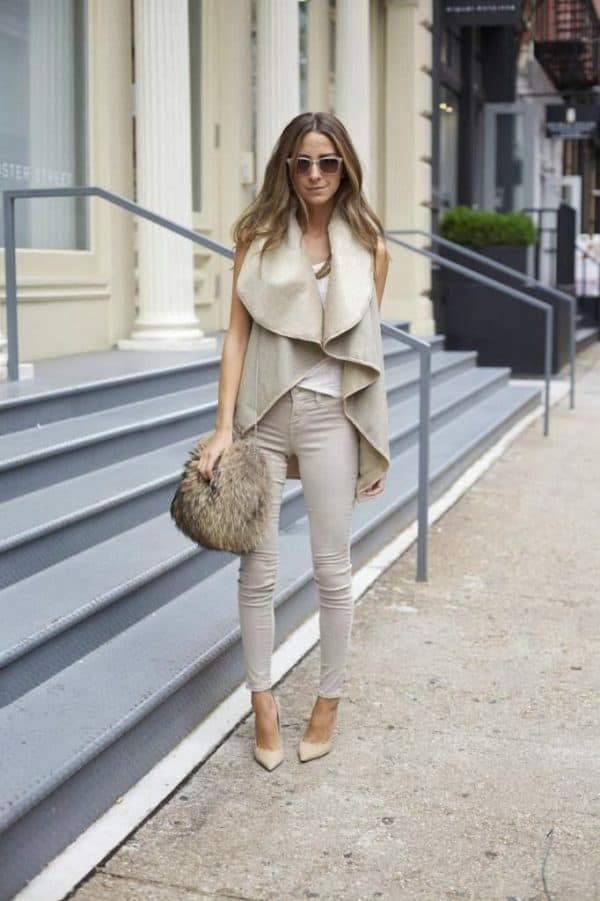 Fabulous Fall Vest Outfits That Will Turn Heads