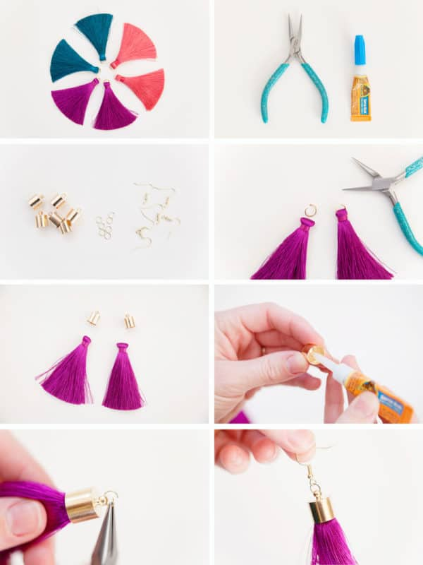 Beautiful Step By Step Earrings Tutorials That Are Easy To Make